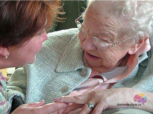 Для сосудистой деменции характерно