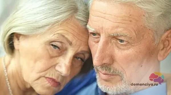 Важно определить вид болезни деменция