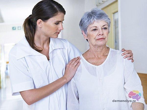 Чем деменция отличается от болезни альцгеймера