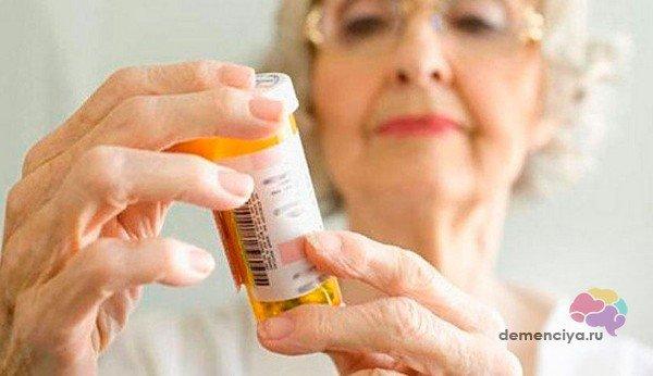 Лечение альцгеймера новые препараты