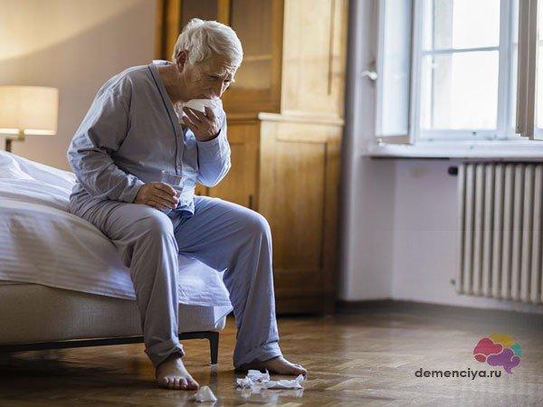 Деменция – причины и их классификация