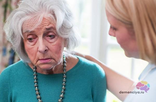 Деменция при шизофрении