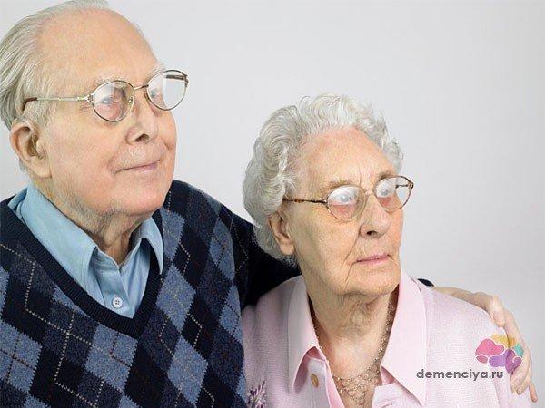 Деменция: виды и причины возникновения